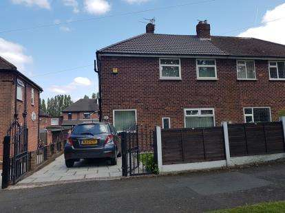 3 Bedrooms Semi Detached House for sale in Firbank Road, Manchester, Greater Manchester
