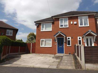 3 Bedrooms Semi Detached House for sale in Neville Crescent, Penketh, Warrington, Cheshire