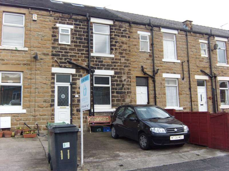 3 Bedrooms Terraced House for sale in Park View, Dewsbury