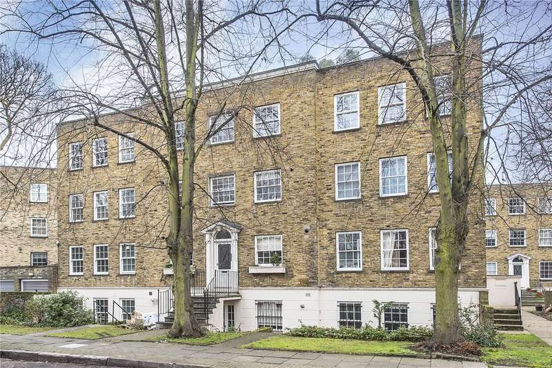 2 Bedrooms Flat for sale in Marquess Road, London, N1
