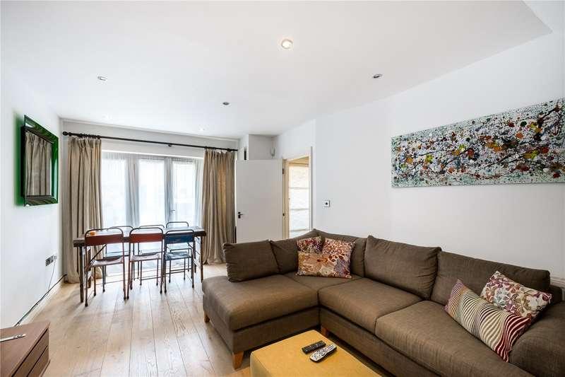 3 Bedrooms Mews House for sale in Islington Park Street, London, N1