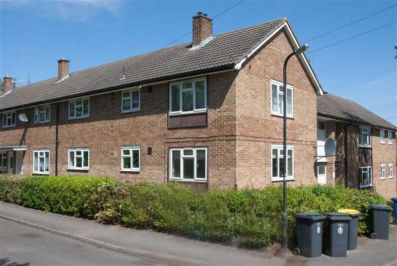 2 Bedrooms Maisonette Flat for sale in Nottingham Road, Whittington, Staffordshire