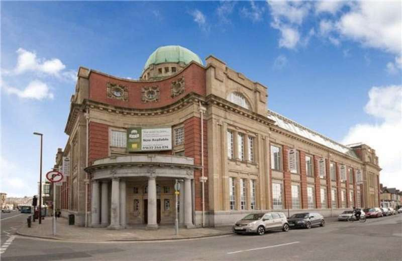 1 Bedroom Ground Flat for sale in Clarence Place, Newport