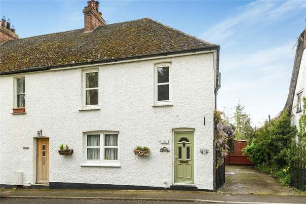 2 Bedrooms End Of Terrace House for sale in Park Lane, Sharnbrook, Bedford