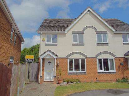 3 Bedrooms Semi Detached House for sale in Rownhams, Southampton, Hampshire