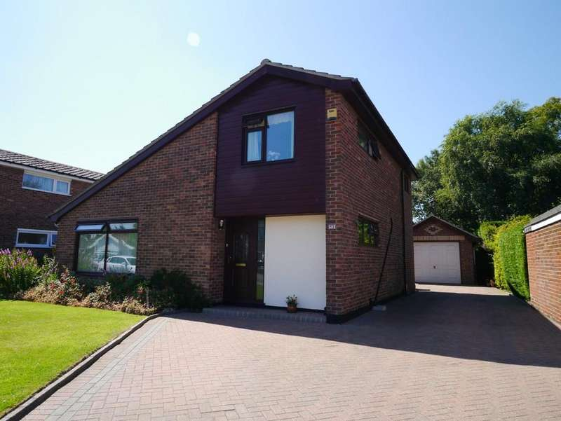 3 Bedrooms Detached House for sale in Ranworth Avenue, Oulton Broad, Lowestoft