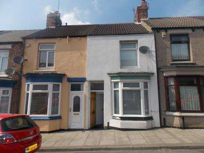 2 Bedrooms Terraced House for sale in Benedict Street, Middlesbrough