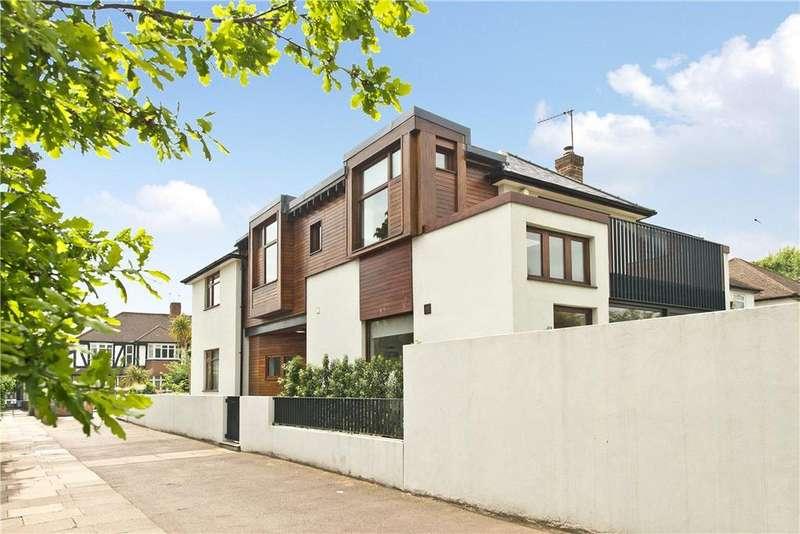 5 Bedrooms Detached House for sale in Ducks Walk, Richmond, Twickenham, TW1