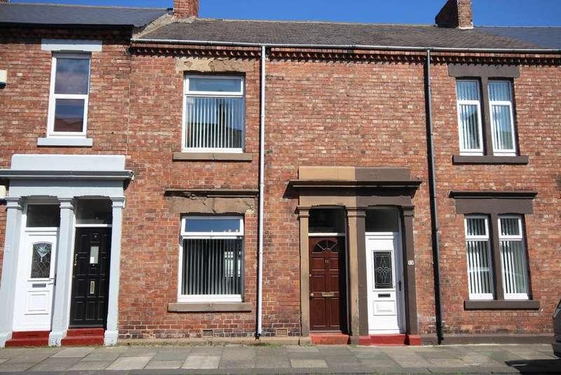 2 Bedrooms Terraced House for sale in Brannen Street, North Shields, NE29