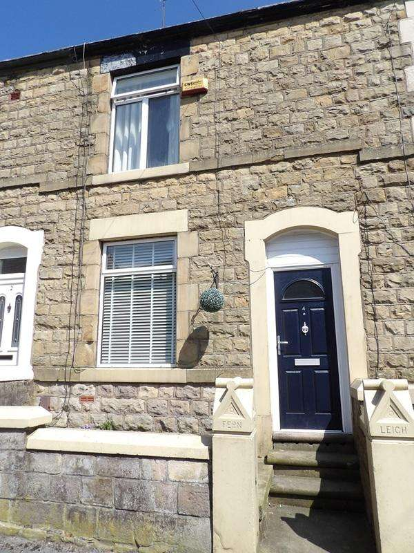 2 Bedrooms Terraced House for sale in Lees, Oldham OL4