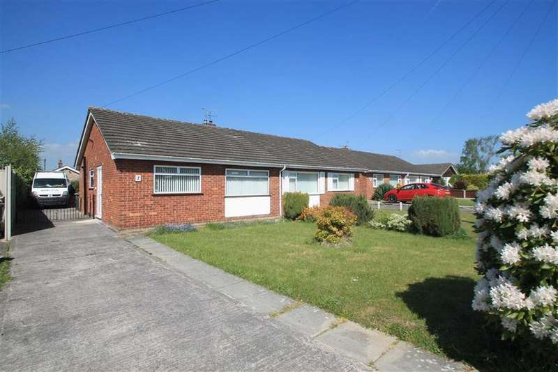 2 Bedrooms Semi Detached House for sale in Friars Close, Little Acton, Wrexham