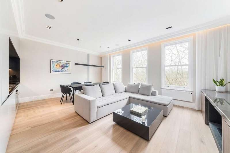 2 Bedrooms Apartment Flat for sale in Bramham Gardens, London SW5