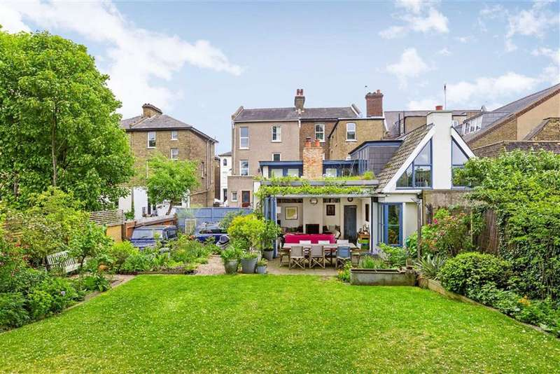 3 Bedrooms House for sale in Ramsden Road, Balham