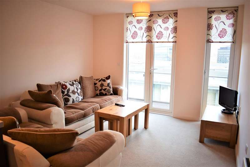 1 Bedroom Apartment Flat for sale in Spectrum (Block 7), Blackfriars Road, Salford, M3 7BY