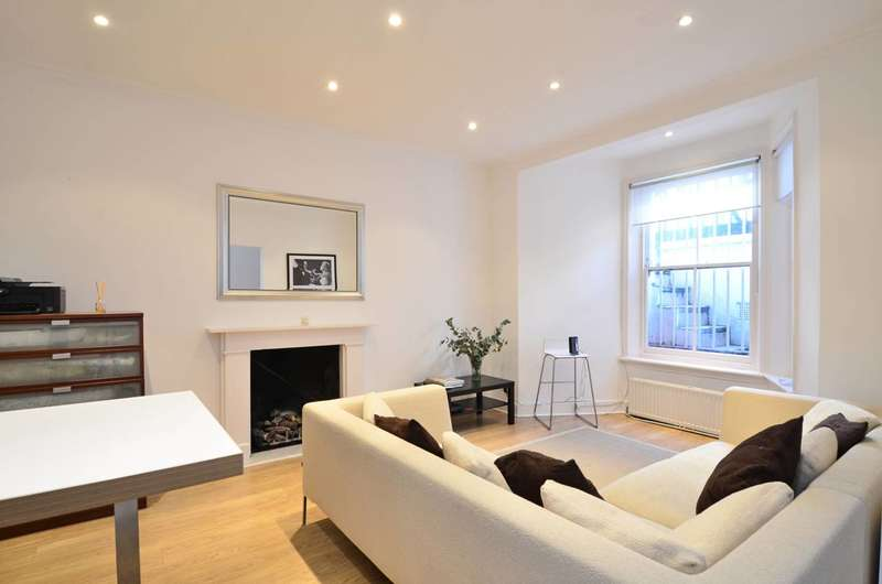 2 Bedrooms Flat for sale in Westgate Terrace, Chelsea, SW10