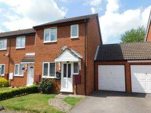 2 Bedrooms End Of Terrace House for sale in Haywain Close, Weavering, Maidstone, Kent