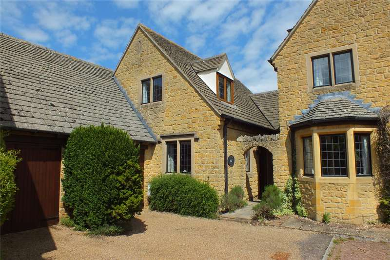 3 Bedrooms Semi Detached House for sale in Inverlea Court, Mickleton, Chipping Campden, GL55