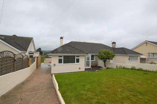 3 Bedrooms Semi Detached Bungalow for sale in Nut Bush Lane, Torquay, Devon
