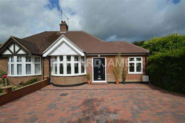 3 Bedrooms Bungalow for sale in Elmgate Gardens, Middlesex