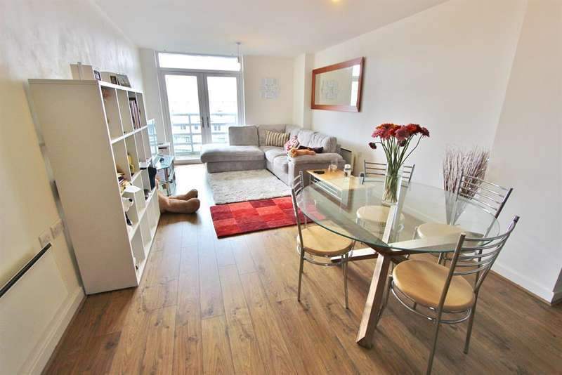 2 Bedrooms Apartment Flat for sale in Anchor Point, Bramall Lane, Sheffield, S2 4RR