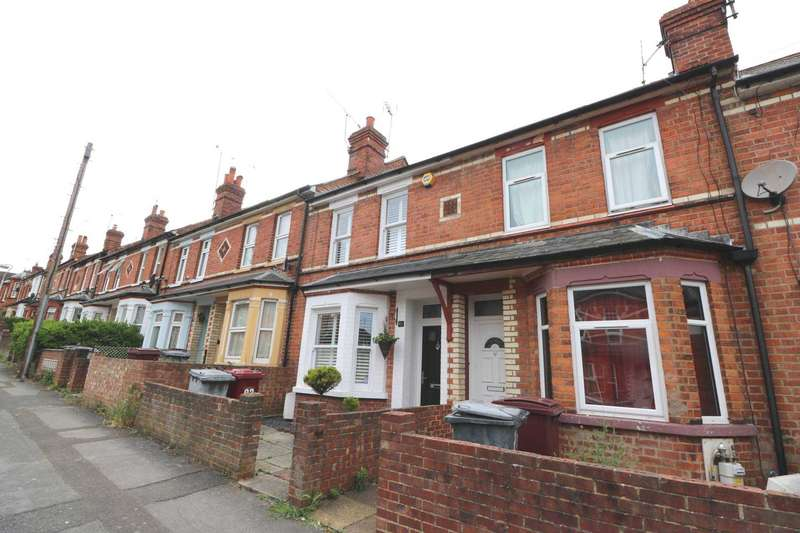 3 Bedrooms Terraced House for rent in Shaftsbury Road