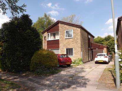 4 Bedrooms Detached House for sale in Middlefield, Leyland, PR26