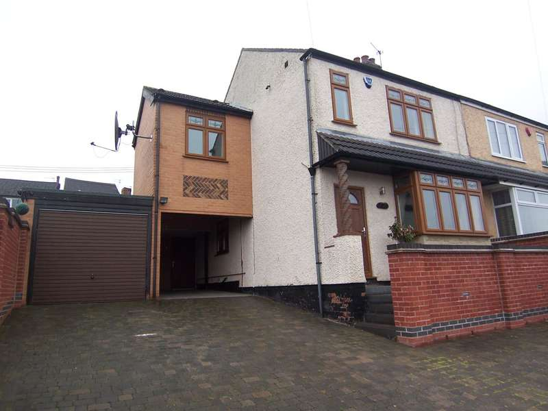 3 Bedrooms Semi Detached House for sale in Ashforth Avenue, Marlpool