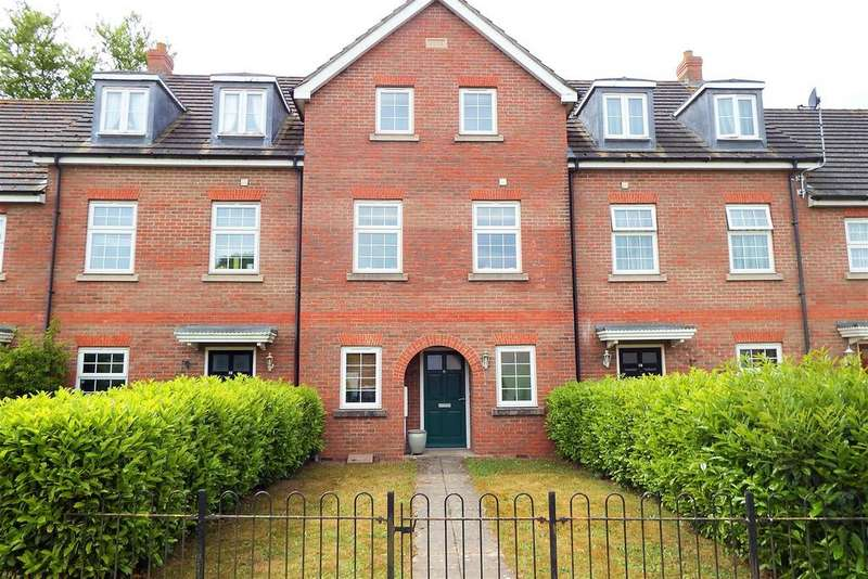 4 Bedrooms Town House for sale in Kime Mews, Kirton, Boston