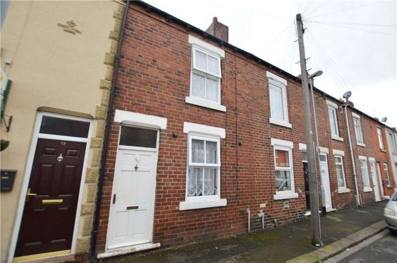 2 Bedrooms Terraced House for sale in Newland Street, Wakefield, West Yorkshire