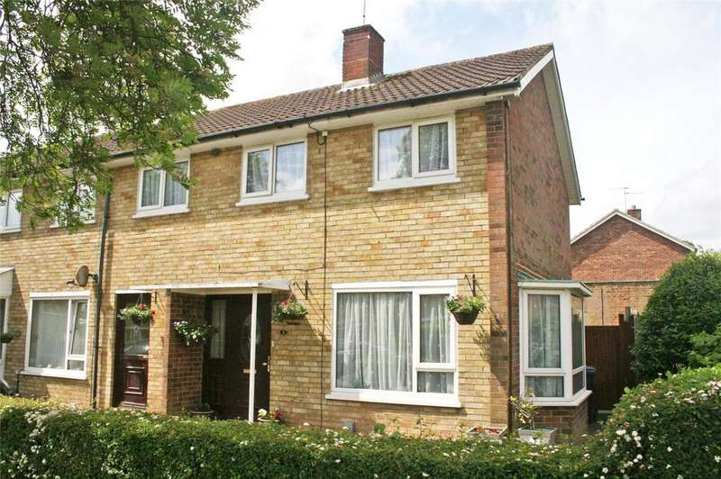 3 Bedrooms End Of Terrace House for sale in Howicks Green, Welwyn Garden City, Hertfordshire