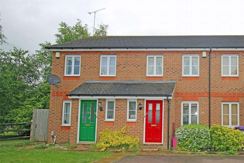 2 Bedrooms Terraced House for sale in The Chilterns, Stevenage, Hertfordshire