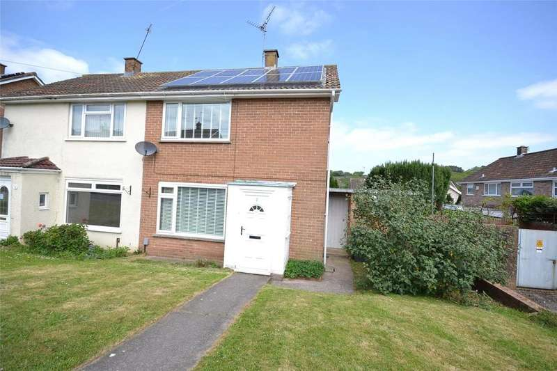 2 Bedrooms Semi Detached House for sale in Lilac Close, Fairwater, Cardiff, CF5