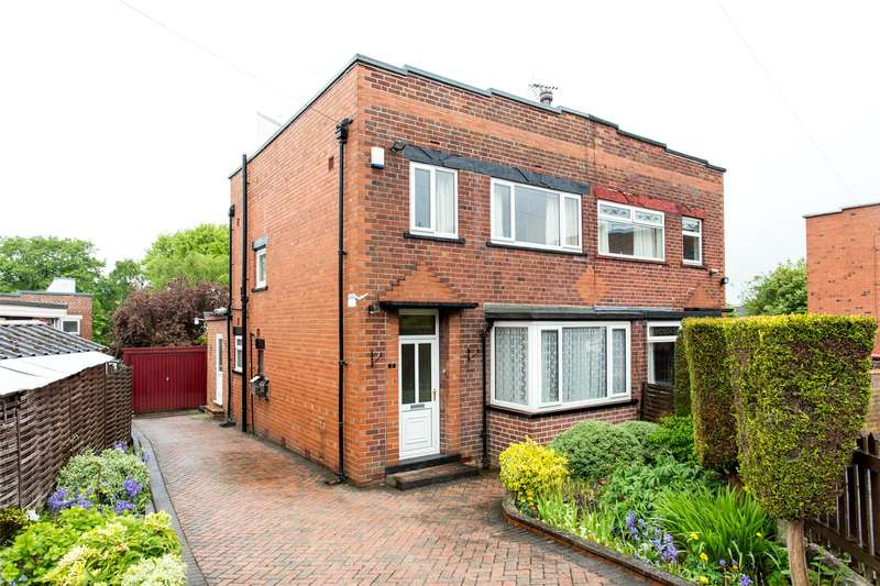 3 Bedrooms Semi Detached House for sale in Bowood Grove, Leeds, West Yorkshire, LS7