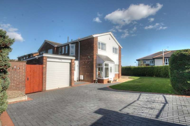 3 Bedrooms Semi Detached House for sale in Greenways, Consett, DH8