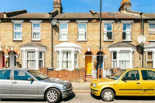 3 Bedrooms Terraced House for sale in Salop Road, Walthamstow, London