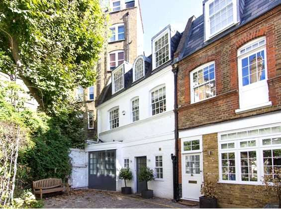 3 Bedrooms Mews House for sale in Hesper Mews, Earls Court, London, SW5