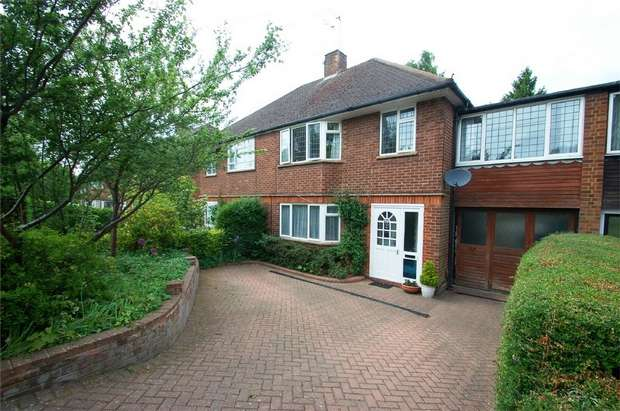 5 Bedrooms Semi Detached House for sale in Beech Road, St Albans, Hertfordshire