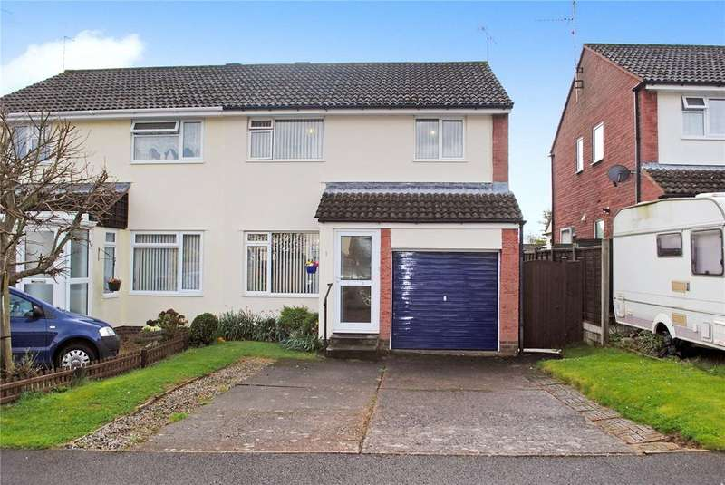 4 Bedrooms House for sale in Wheatstones, Bishops Lydeard, Taunton, Somerset, TA4