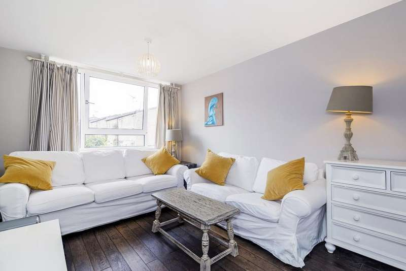 1 Bedroom Flat for sale in Northcote Road, SW11