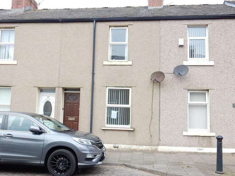2 Bedrooms Terraced House for sale in Moss Bay Road, Workington