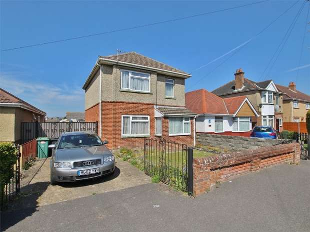 3 Bedrooms Detached House for sale in Rosemary Road, Parkstone, POOLE, Dorset