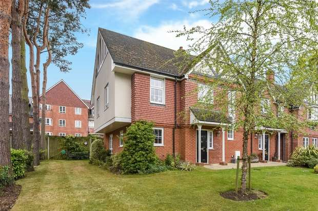 2 Bedrooms End Of Terrace House for sale in Harding Place, WOKINGHAM, Berkshire