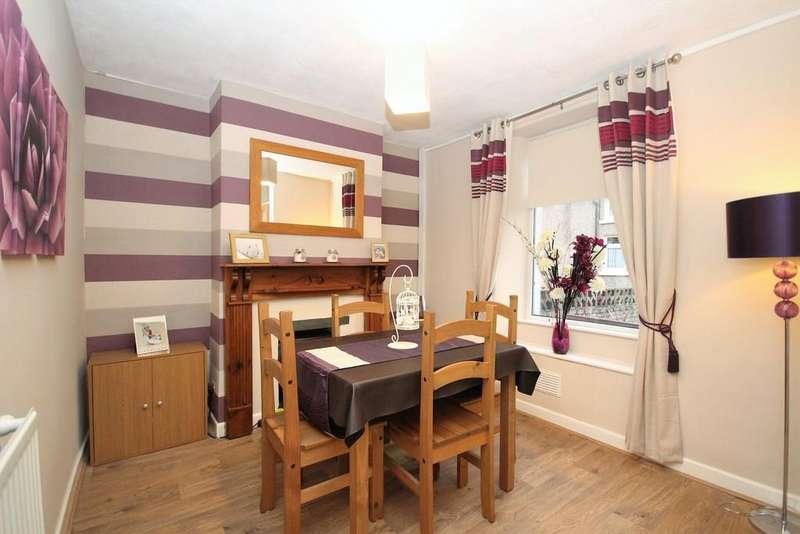 3 Bedrooms Terraced House for sale in 19 Fell Croft, Dalton