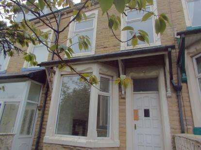3 Bedrooms Terraced House for sale in Woodside Terrace, Nelson, Lancashire, BB9