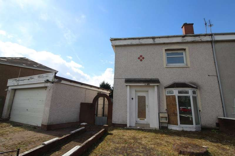 3 Bedrooms Semi Detached House for sale in Citadel Place, Motherwell, ML1