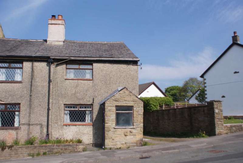 2 Bedrooms End Of Terrace House for sale in Tottington Road, Harwood