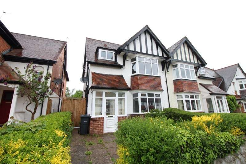 3 Bedrooms Semi Detached House for sale in Park Hill Road, Harborne, Birmingham
