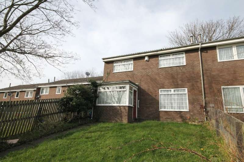 2 Bedrooms Semi Detached House for sale in Aln Court, Lemington, Newcastle Upon Tyne, NE15