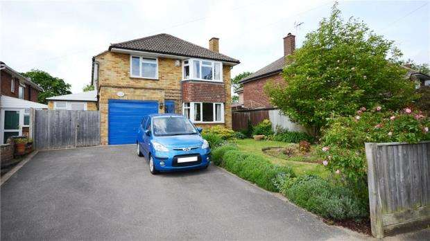 4 Bedrooms Detached House for sale in Church Lane East, Aldershot, Hampshire
