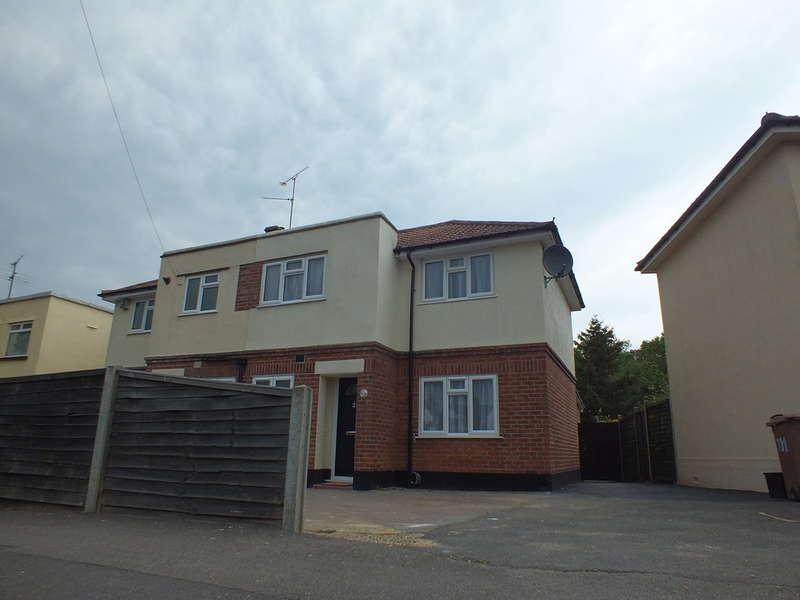 5 Bedrooms Semi Detached House for rent in London Road, Ealrey, Reading, Berkshire